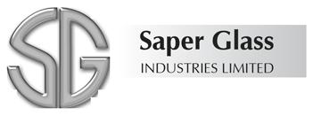 Website Design Portfolio - Saper Glass Logo