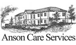 Website Design Client - Anson Care Services